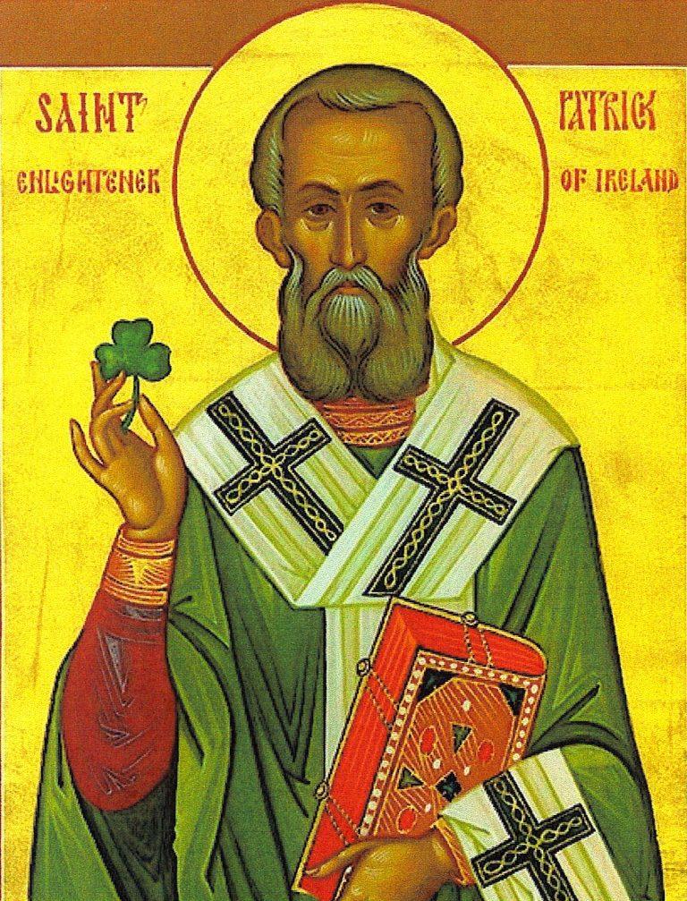 † Happy Saint Patrick's Day