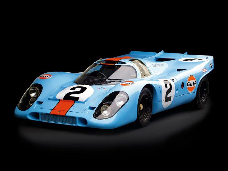 За ценители – Porsche 917 1970