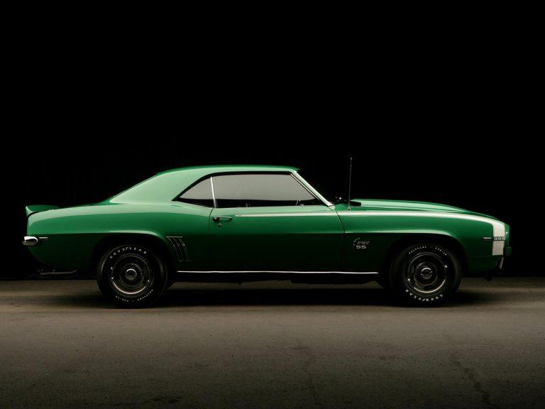 За ценители – Chevrolet Camaro SS 1969