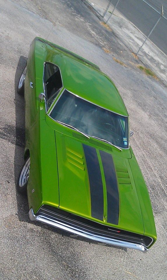 За ценители – 1968 Dodge Charger