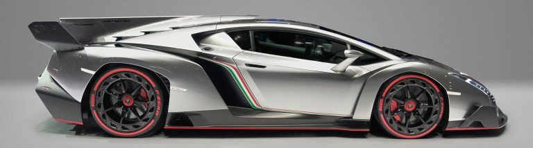 За ценители – Lamborghini Veneno