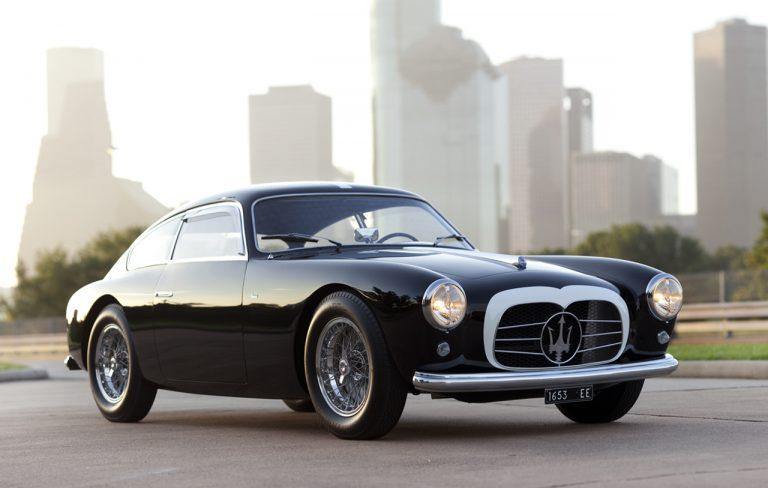 1955 Maserati A6G 54 Berlinetta Zagato
