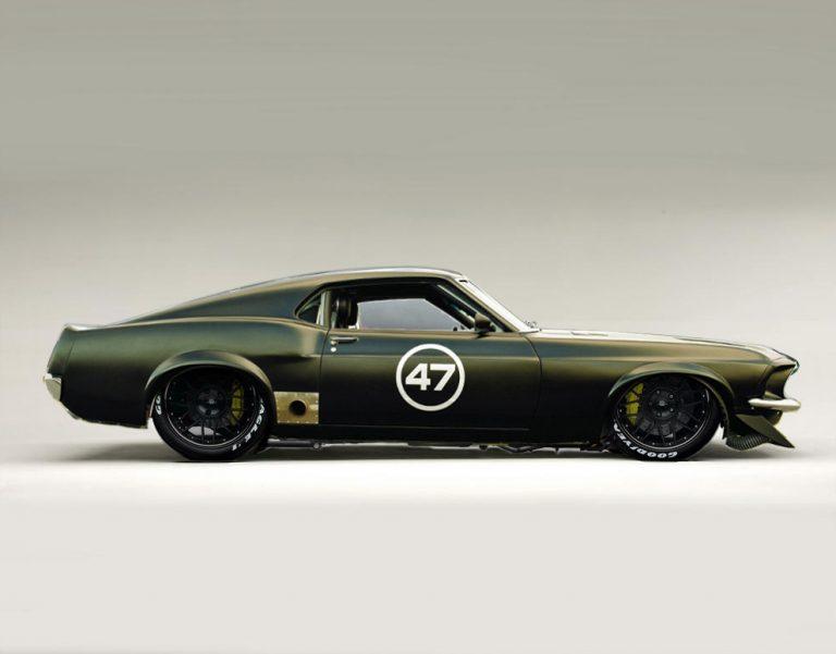 1969 Harbinger Agent 47 Ford Mustang