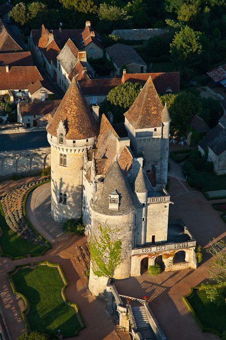 Château des Milandes, Aquitaine, France