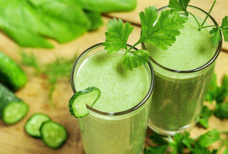 Зелено смуути