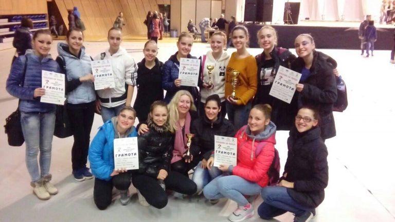 Нови шест отличия за лясковските балерини