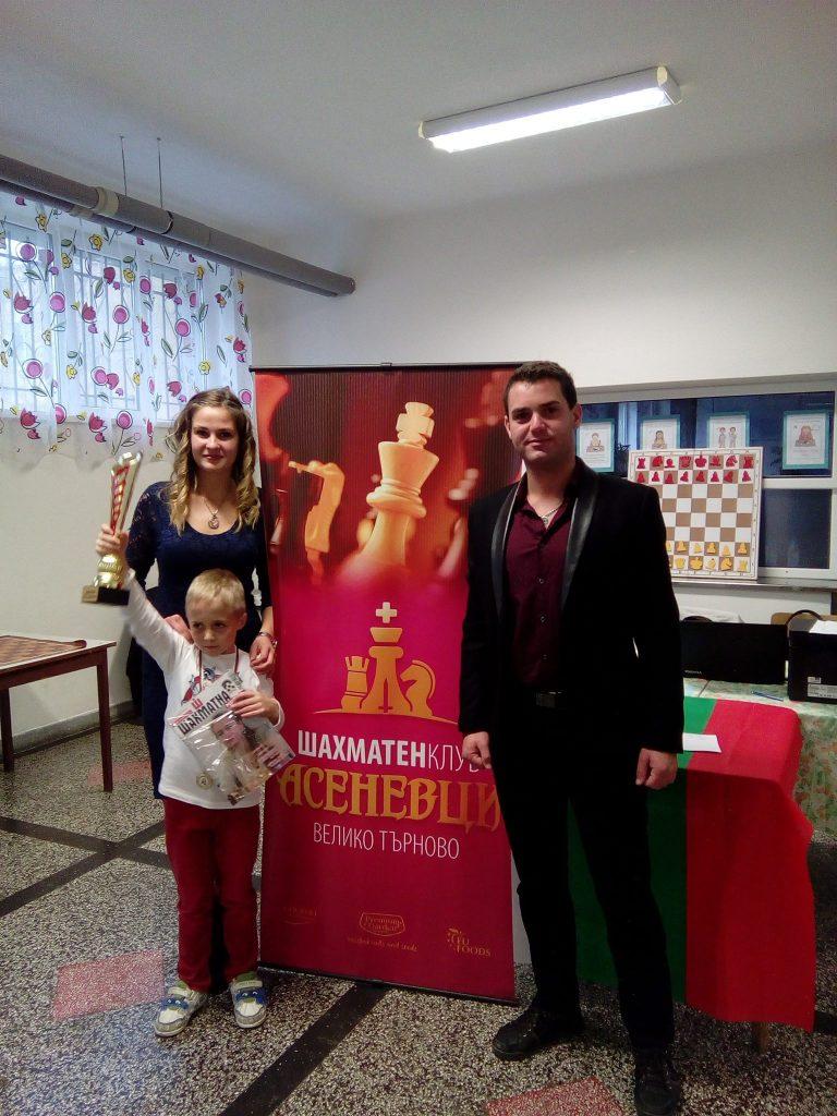 """Детски турнир """"Шахматно царство"""" правиха в ОУ """"Бачо Киро"""""""
