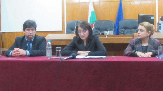Приемни дни с граждани ще правят в Окръжния съд във Велико Търново