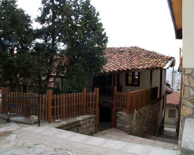 Къща – музей на П. Р. Славейков