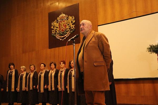 Пенсионерските клубове в общината изнесоха празничен концерт
