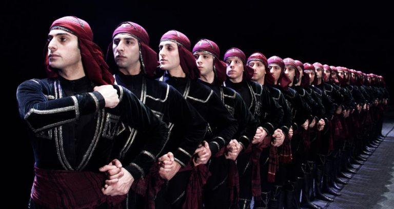 """Националният балет на Грузия """"Сухишвили"""" гостува във Велико Търново"""