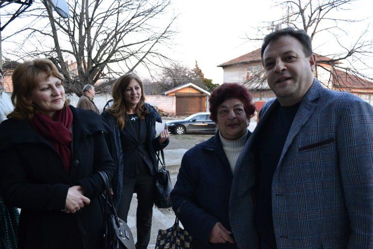 В Беляковец и Присово пожелаха 11-та изборна победа на ГЕРБ