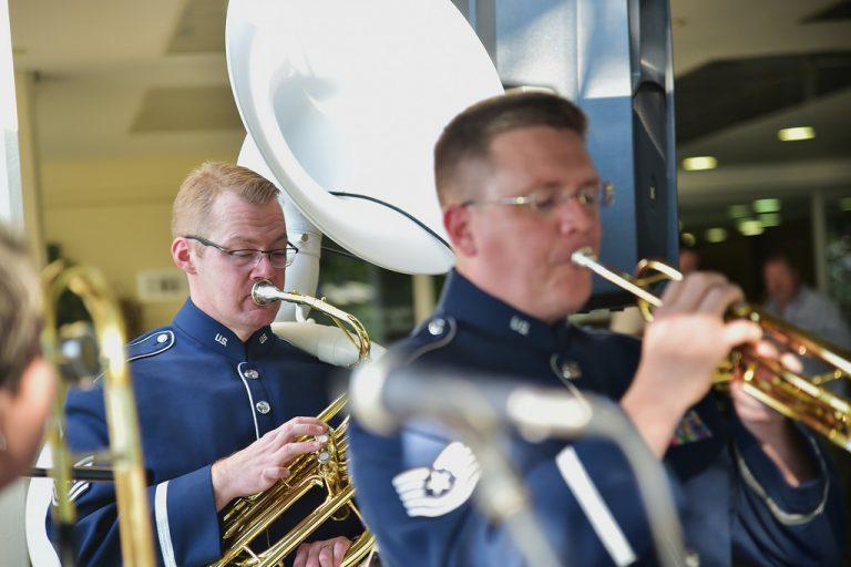 """Военният оркестър Wings of Dixie ще изнесе концерт в Народно читалище """"Надежда – 1869"""""""