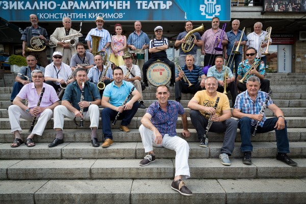 Духовият оркестър на Общината изнесе концерт за българите в Унгария