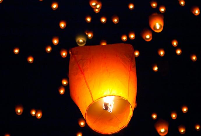 Набират доброволци за пускане на хартиени фенери за Празника на Велико Търново