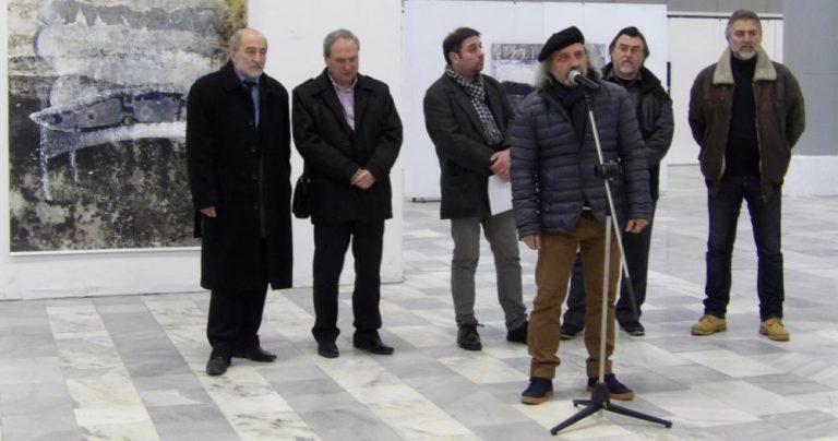 """Изложбата """"АртРозалиада – живописен пир на любовта и виното"""" гостува в Търговище"""