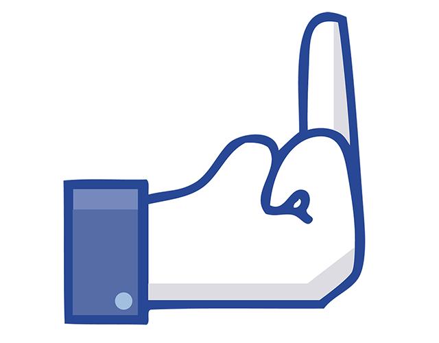 Ученичка пред училище: Среден пръст, но за кого?