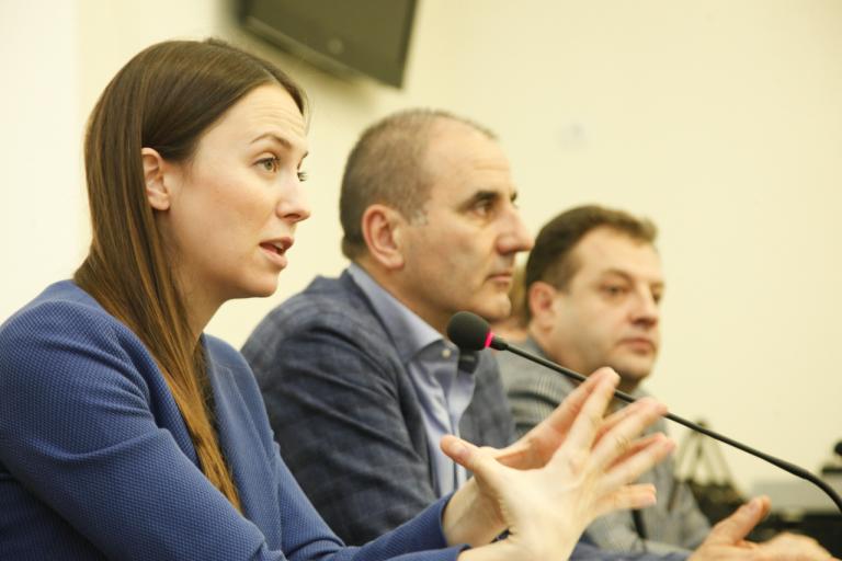 Евродепутатът от ГЕРБ Ева Майдел: политиката на ГЕРБ е да създава по-добри условия за правене на бизнес