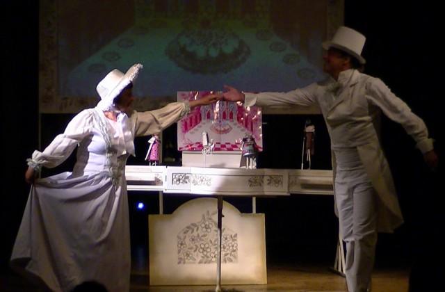 """""""Спящата красавица"""" на сцената на Куклен театър ВЕСЕЛ"""
