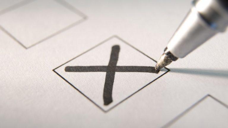 Два акта за нарушение на изборното законодателство са съставени в областта