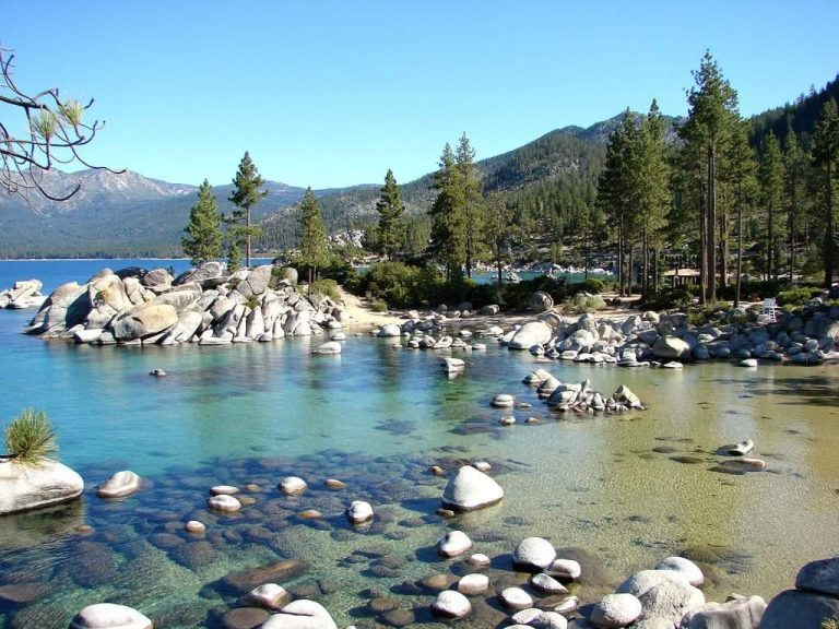 Lake Tahoe, CA & NV