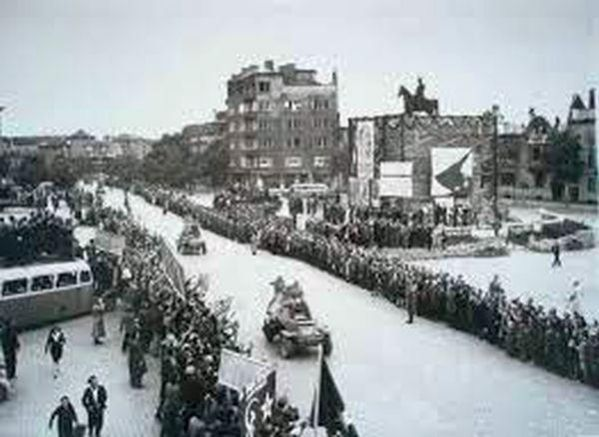 Черен ден: на 5 септември Червената армия окупира България