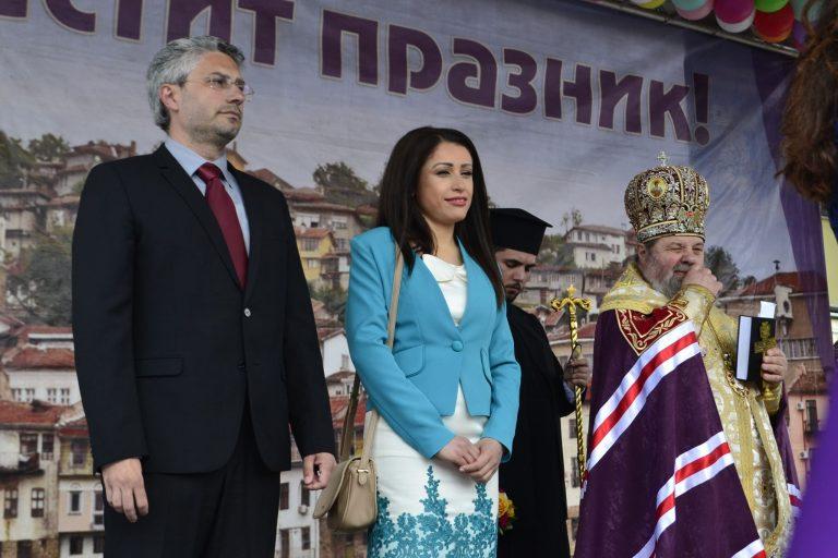 Народните представители от ГЕРБ – Велико Търново се включиха в празничното общоградски шествие по повод 24 май