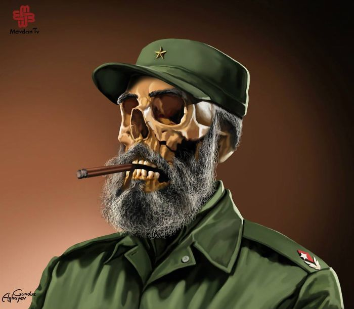 Фидел Кастро, Куба