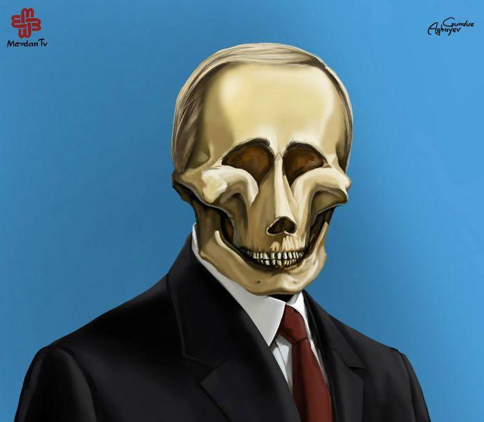 Владимир Путин, Русия