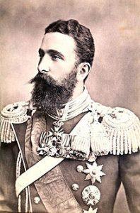 Княз Александър Йозеф фон Батенберг