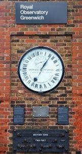 Часовникът на кралската обсерватория
