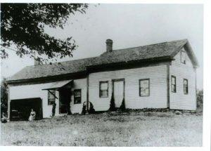 родният дом на Рокфелер в Ричмънд, Ню Йорк