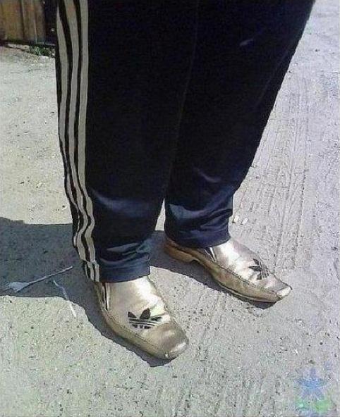 официален анцуг и шукаритетни обувки
