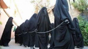 Християнки в Ирак като секс робини