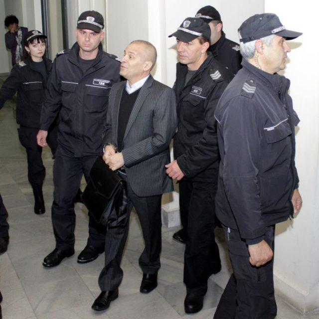 осъденият наемен убиец Георги Вълев