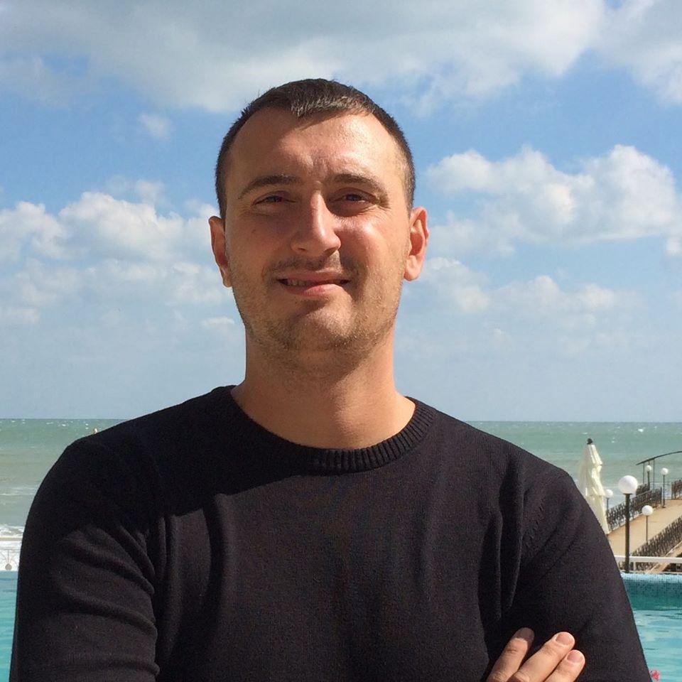 Александър Шеврикуко, управител